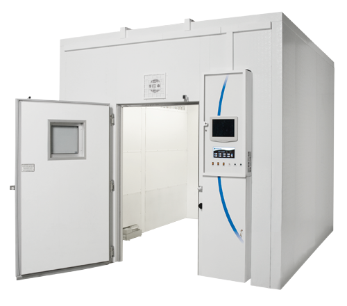 WE-1012 Walk-in Plant Growth Chamber