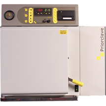 PS/MVA/H60 Priorclave Compact 60 Vacuum Benchtop Autoclave