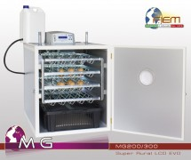 Victoria SH200ADW Egg Incubator MG200/300 Super Rural