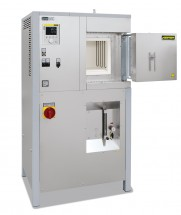 Nabertherm High-temperature furnace HT 16/17 with gas supply system