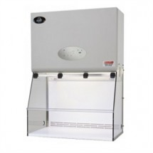 NU-126 -400  Vertical Airflow Workstation