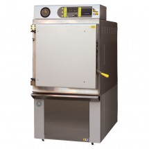 PS/QCS/EH200D Priorclave Double Door Autoclave 200L Pass-Through