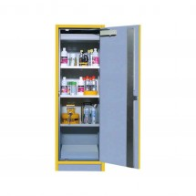 Ecosafe - 3034E - Tall equipped cabinet, one door type 30